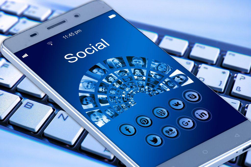 Social media en content beheer.